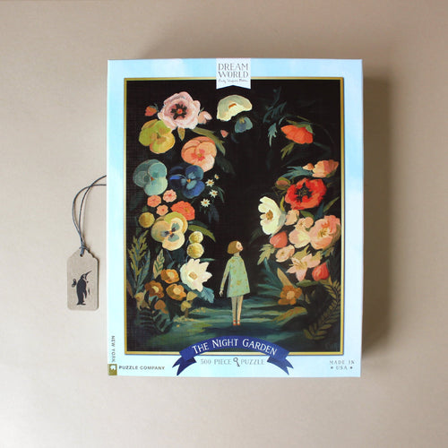 the-night-garden-puzzle-with-girl-and-florals-on-dark-background