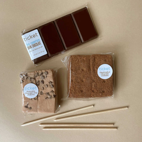 Artisan S'Mores Kit | Chocolate Lovers - Food - pucciManuli