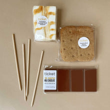 Load image into Gallery viewer, Artisan S'Mores Kit | Dulce de Leche - Food - pucciManuli