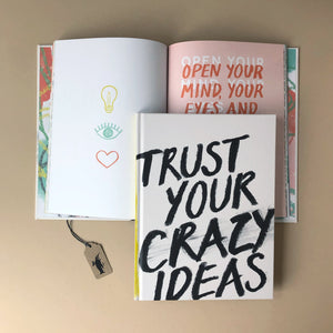 Trust Your Crazy Ideas Book - Books (Adult) - pucciManuli