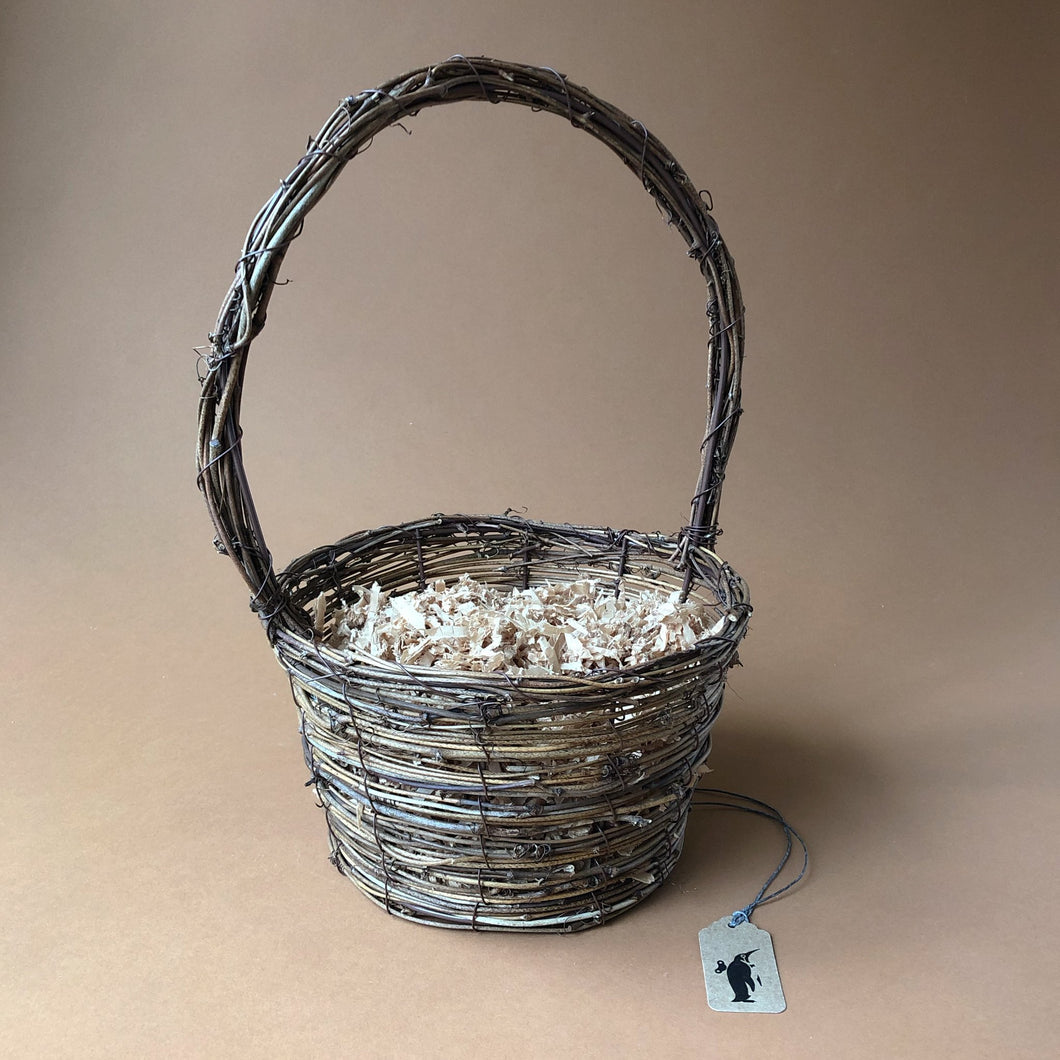 Twig Basket | Small - Easter - pucciManuli