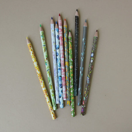 Wanderlust & Wildflowers Colored Pencils - Arts & Crafts - pucciManuli