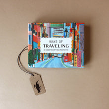 Load image into Gallery viewer, Ways of Traveling | Cards to Shift Your Perspective - Books (Adult) - pucciManuli