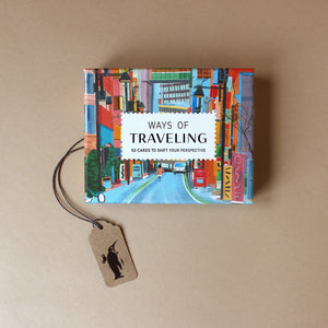 Ways of Traveling | Cards to Shift Your Perspective - Books (Adult) - pucciManuli