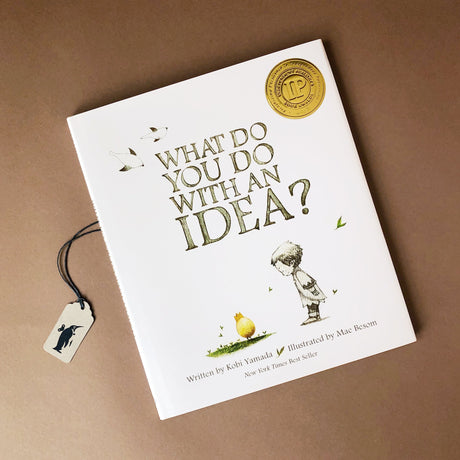 What Do You Do With an Idea? Book - Books (Children's) - pucciManuli