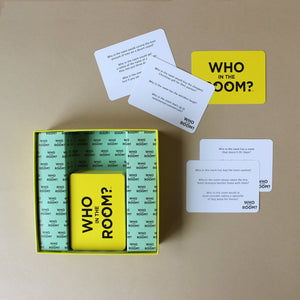 Who In The Room Game - Games - pucciManuli