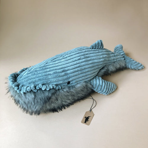 Wiley Whale - Stuffed Animals - pucciManuli