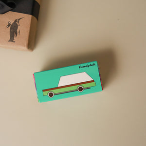 wooden-candy-wagon-teal-with-a-brown-stripe-and-white-top-box