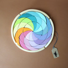 Load image into Gallery viewer, wooden-color-wheel-building-set-pastel-colors