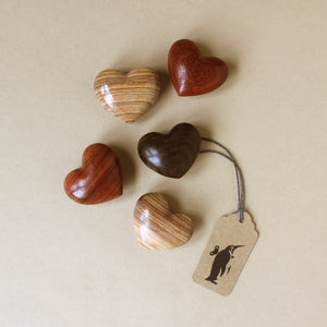 Wooden Heart - Curiosities - pucciManuli