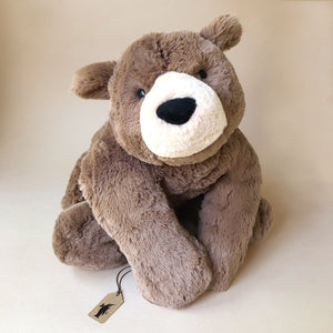 Woody Bear | Lying - Stuffed Animals - pucciManuli