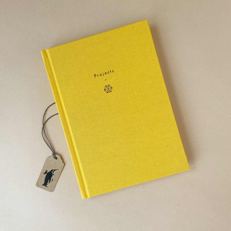 writing-as-therapy-projects-journal-sunshine-yellow-front-cover