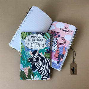 Write Now Journal | You Are Weird, Unique and Wildly Perfect - Stationery - pucciManuli