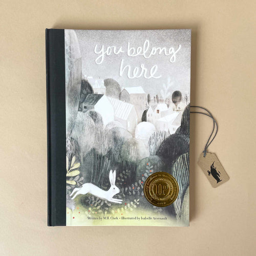 You Belong Here Book - Books (Baby/Board) - pucciManuli