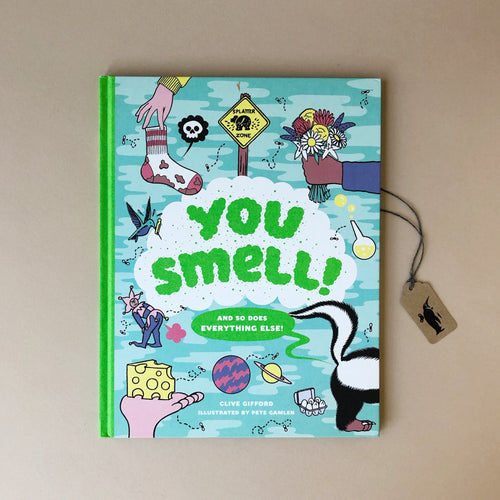 You Smell Book - Books (Children's) - pucciManuli