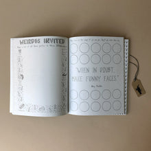 Load image into Gallery viewer, You're Weird | A Creative Journal for Uniquely Awesome Humans - Stationery - pucciManuli