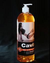Cavi Melt™ Hot Chili Slimming & Cellulite Gel 32oz.