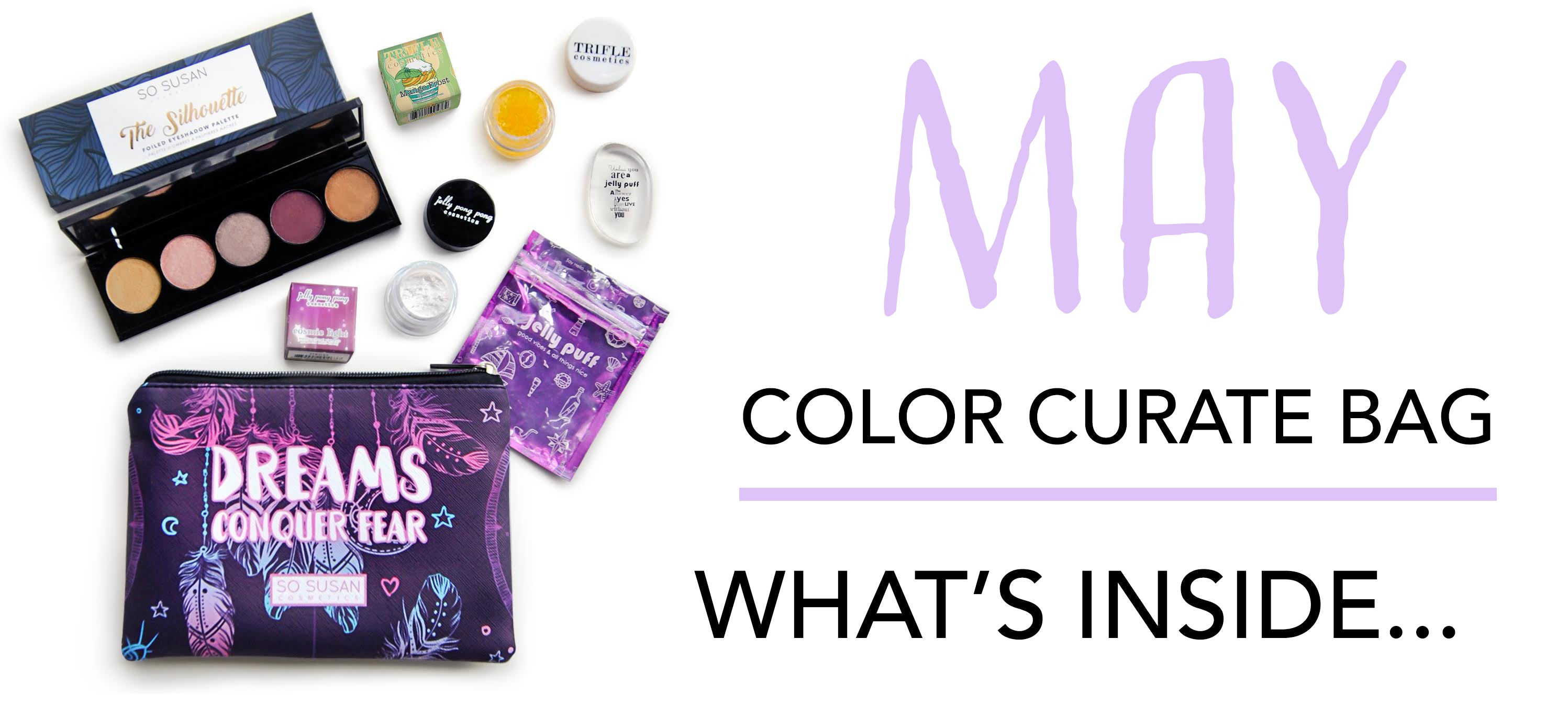 Color Curate Bag: May 2018