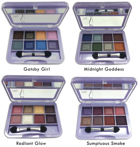 Liquid Powder Shadow Palette