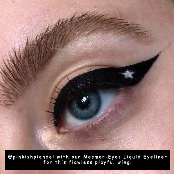 Mesmer-Eyes - Waterproof Liquid Eyeliner