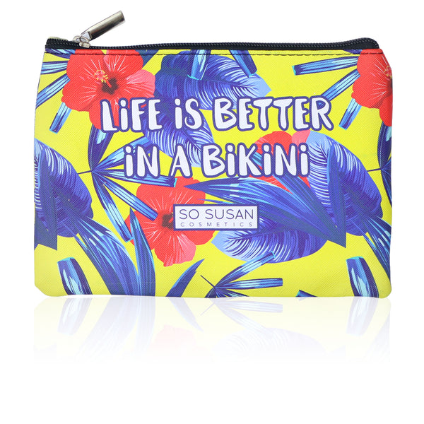 Limited-Edition Makeup Bag (August 2018)