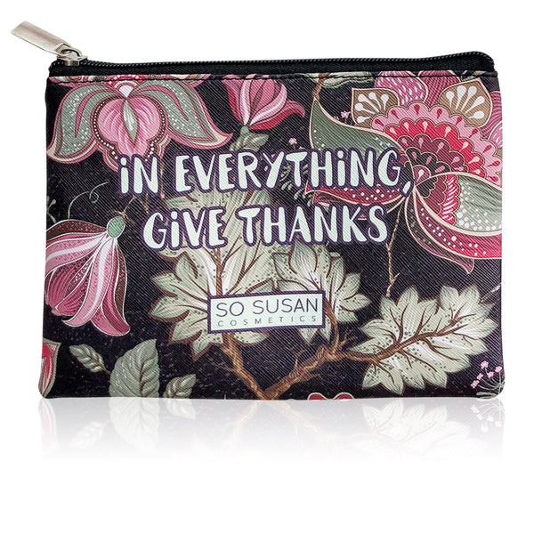 Limited-Edition Makeup Bag (November 2018)