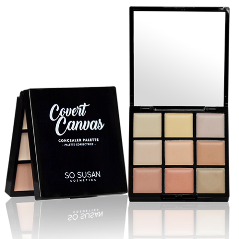 Covert Canvas Concealer Palette