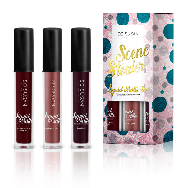 Liquid Matte Set Trio - Scene Stealer