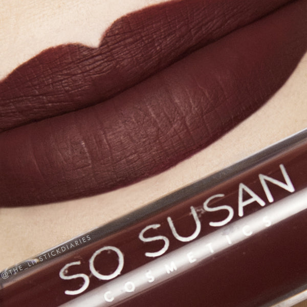 Liquid Matte - Long-Wear Liquid Lipstick