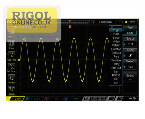 Rigol AT-DS1000Z Advanced Trigger Functions Licence