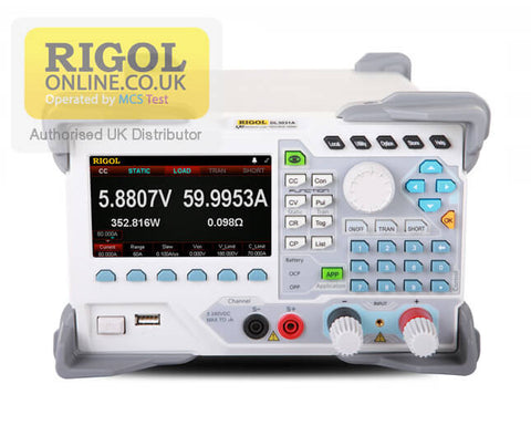 Rigol DL3031 Programmable DC Electronic Load