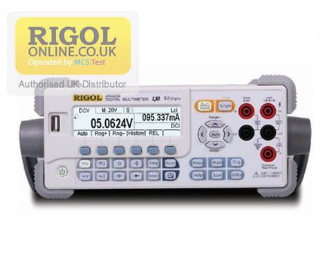 Rigol DM3058E 5½ Digit Digital Multimeter
