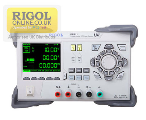 Rigol DP811A 200 W Power Supply