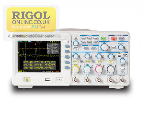 Rigol DS1204B 200 MHz Digital Oscilloscope