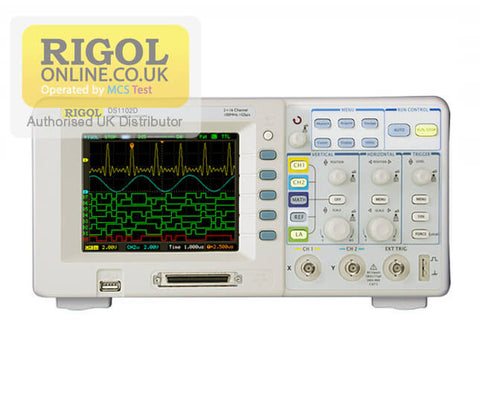 Rigol DS1102D 100 Digital Oscilloscope