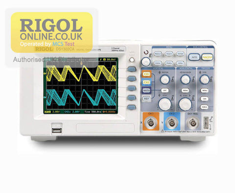Rigol DS1202CA 200 MHz Digital Oscilloscope, 2 Channel