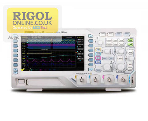 Rigol DS1104Z-S Plus 100 MHz Digital Oscilloscope (MSO Ready)