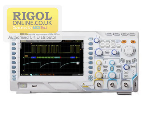 Rigol DS2102A-S 100 MHz Digital Oscilloscope