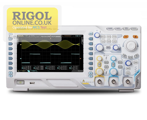 Rigol DS2102E 100 MHz Digital Oscilloscope