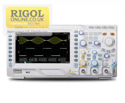 Rigol DS2202E 200 MHz Digital Oscilloscope