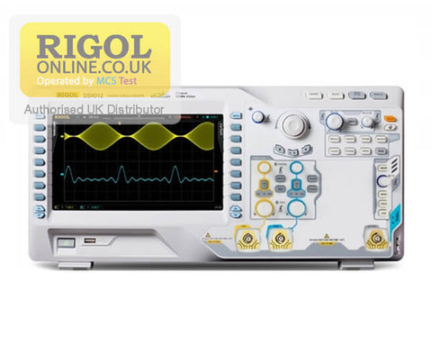 Rigol DS4012 100 MHz Digital Oscilloscope