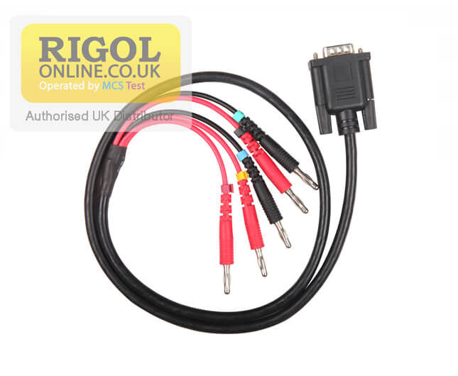 Rigol M3A2B Analogue Bus to Banana Adapter