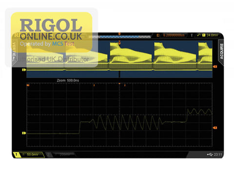 Rigol BND-MSO/DS2000A Software Options Bundle Licence