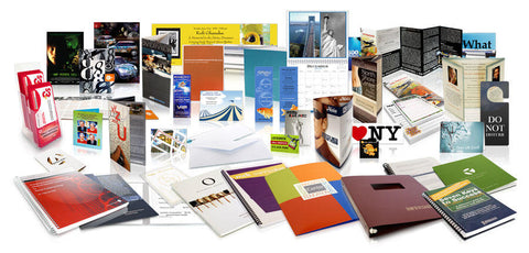 marketing material printing