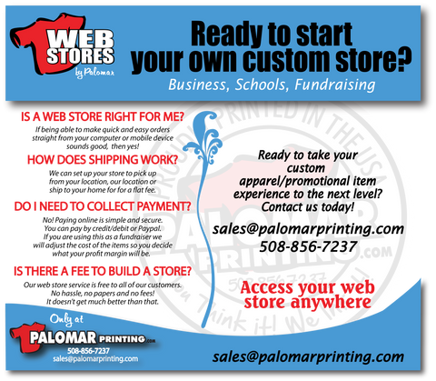 online store by Palomar