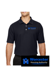 Devon & Jones Men's DRYTEC20™ Performance Polo.  Embroidered Left Chest