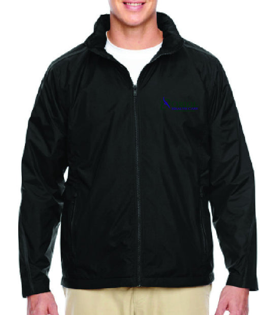 Fleece Lined Hooded Jacket  Adult