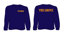 (Forest Grove Middle School)       Long Sleeve  T-Shirt  g240