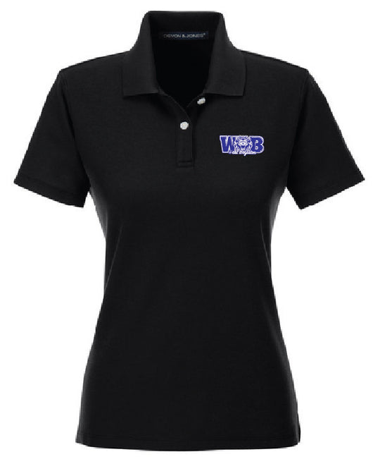 WB Ladies Polo Shirt