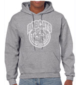 (Boylston Bobcats) Adult Hooded Sweatshirt Starts at